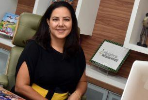 MILLENA ARAÚJO, CEO DA INTELIGÊNCIA EDUCACIONAL (FOTO: DIVULGAÇÃO)